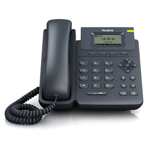 Yealink SIP-T19P-E2 Yealink Business Entry Level IP-Phone PoE + Adapter