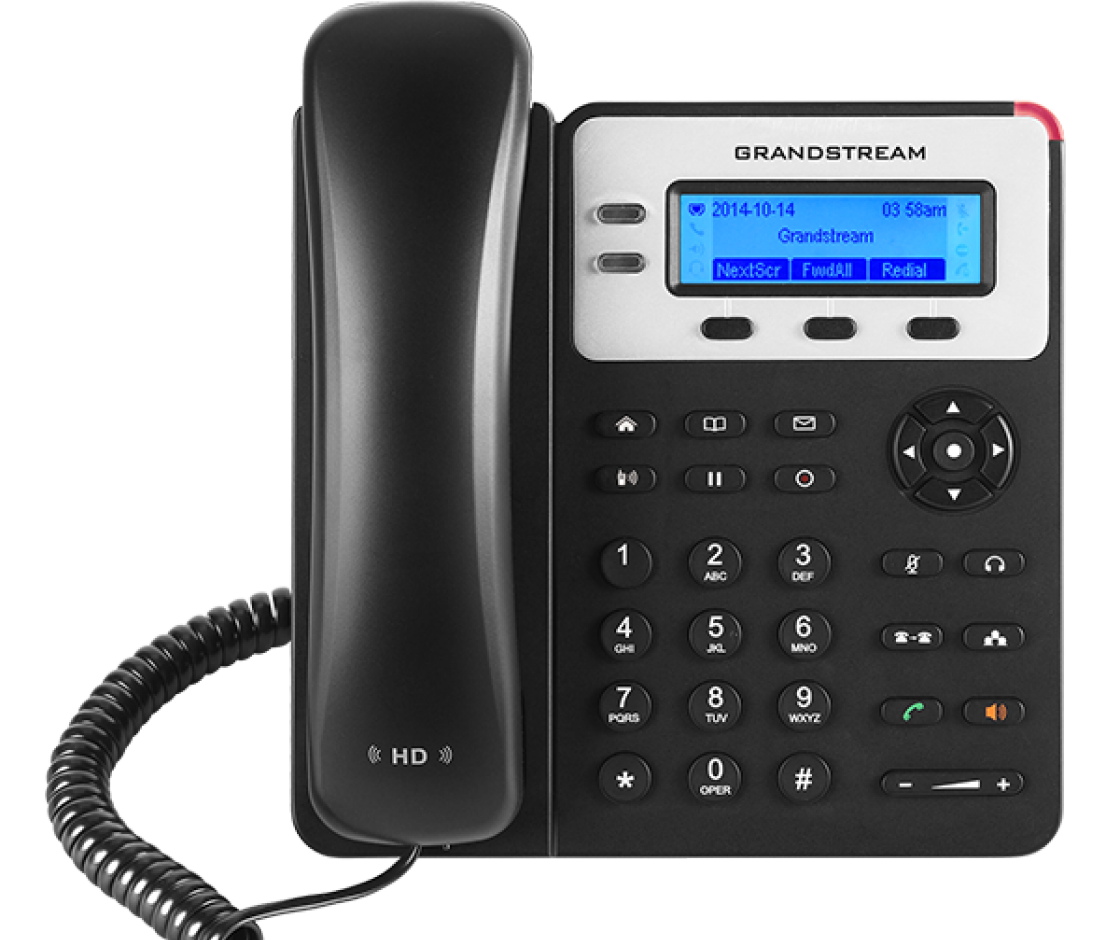 GRANDSTREAM GXP1625 Small-Medium Business IP Telephone 2 Line
