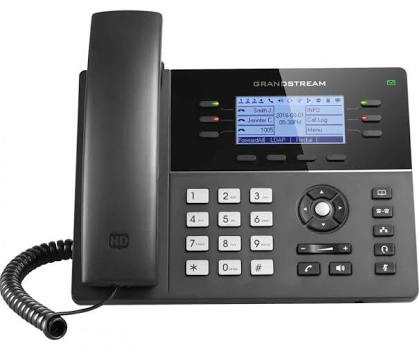 GRANDSTREAM GXP1760  6-line Powerful Mid-range HD IP Phone