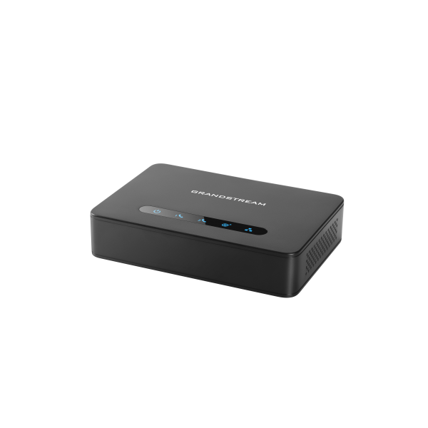 Grandstream Powerful 2-Port ATA with Gigabit NAT Router